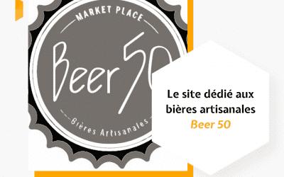 Beer 50 : le site dédié aux bières artisanales