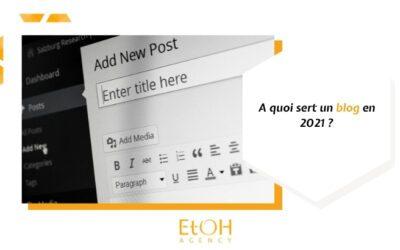 A quoi sert un blog en 2021 ?