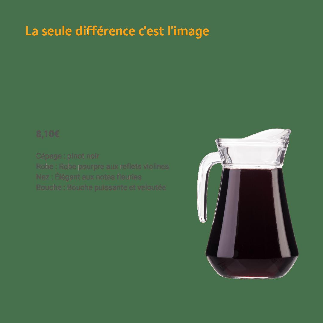 Importance image packshot pichet